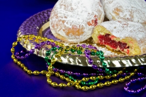 paczki fat tuesday donuts