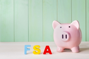 FSA Piggy Bank