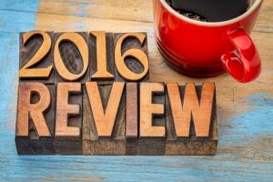 Recapping 2016