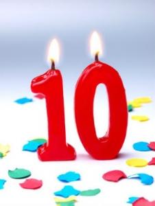 HSAs Celebrate 10 Year Anniversary