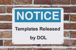 DOL Releases Model Notice Templates
